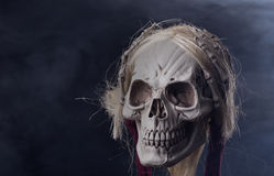 Scary Grim Reaper Stock Image