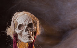 Scary Grim Reaper Royalty Free Stock Photos