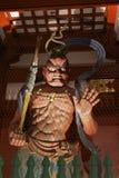Scary guardian at Senso-ji temple, Tokyo Royalty Free Stock Image