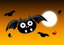 Scary Halloween background Stock Photo