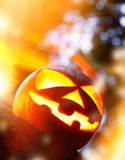 Scary Halloween background Royalty Free Stock Photos