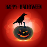 Scary halloween design Royalty Free Stock Photo