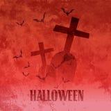 Scary halloween design Stock Photos