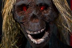 Scary Halloween face Royalty Free Stock Photos