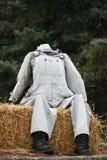 Headless scarecrow Stock Photo