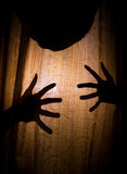 Scary Hands Royalty Free Stock Images