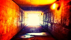 Scary Horror Corridor, Abstract Background. HD Abstract Background with nice Scary Horror Corridor stock video footage