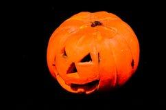 Scary Jack O Lantern Halloween Pumpkin Stock Photos