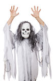 Scary man in halloween. Concept royalty free stock photos