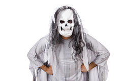 Scary man in halloween Royalty Free Stock Photos
