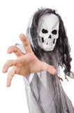 Scary man in halloween Stock Photography
