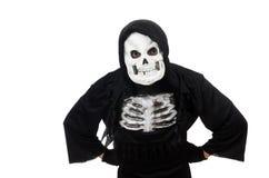 Scary man in halloween Stock Photo