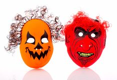 Scary mask Stock Photography