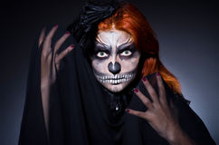 Scary monster Stock Photography