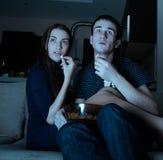 Scary movie Royalty Free Stock Photo