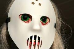 Scary skull. Image of a scary halloween skull royalty free stock photos