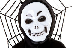 Scary skull mask Royalty Free Stock Photography