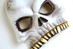 Scary skull mask Stock Photos