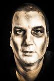 Scary Zombie Man royalty free stock photography