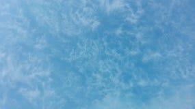 Scaterredwolken Stock Afbeeldingen