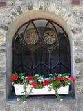 Scatola di finestra Fotografia Stock