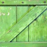 Scatola di legno quadrata Immagini Stock Libere da Diritti