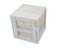Scatole, casse di legno Fotografie Stock