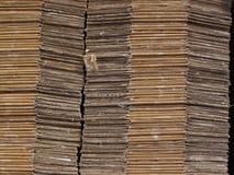 Scatole di cartone Immagini Stock Libere da Diritti
