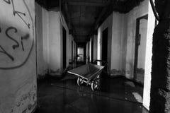 Scattered corridor Stock Photos