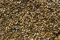 Scattered pebbles Stock Photography