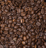 Scattering of coffee Stock Photos