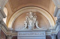 Sceau papal photos stock
