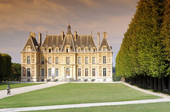 Sceaux castle in France Royalty Free Stock Photo