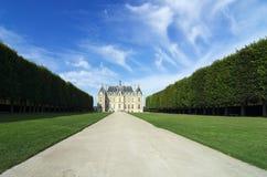 Sceaux castle in France Stock Image