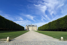 Sceaux castle in France Stock Images