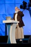 Sceicco Yusuf Estes dagli S.U.A. in DIPC 2012 Fotografia Stock