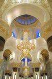 Sceicco Zayed Grand Mosque Immagini Stock Libere da Diritti