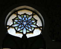 Sceicco Zayed Mosque Abu Dhabi fotografia stock libera da diritti
