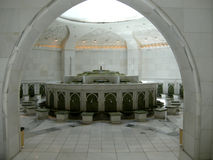 Sceicco Zayed Mosque Abu Dhabi immagini stock