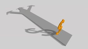 Scelte di affari illustrazione vettoriale