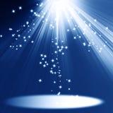 Scen światła ilustracja wektor