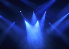 Scen światła Obraz Stock