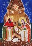 scena świąteczne Obrazy Stock