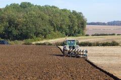 Scena agricola Immagini Stock