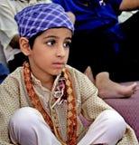 Scena alle nozze sikh immagini stock