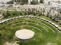 Scena amfiteatr w na wolnym powietrzu Zdjęcie Royalty Free