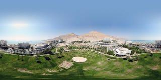Scena amfiteatr w na wolnym powietrzu Zdjęcia Stock