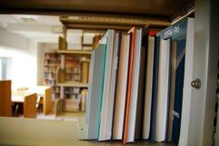 scena biblioteczna Zdjęcie Stock