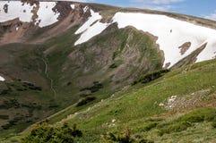 Scena da Rocky Mountain National Park fotografia stock