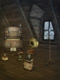 Scena de la fantasía Imágenes de archivo libres de regalías